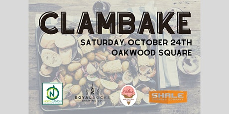 2020 Clambake at Oakwood Square tickets