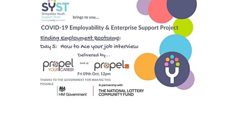 Finding Employment Bootcamp/What do i need to prepare? tickets
