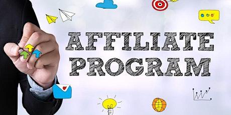 L'affiliation, comment ça marche ? (Webinar / Formation en ligne) billets