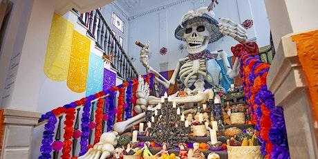 Recorridos guiados durante Día de Muertos (Sábados y domingos) entradas