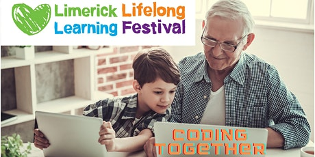 Coding Together -A Limerick Lifelong Learning Festival Event tickets