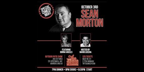 Sean Morton Patio comedy show tickets