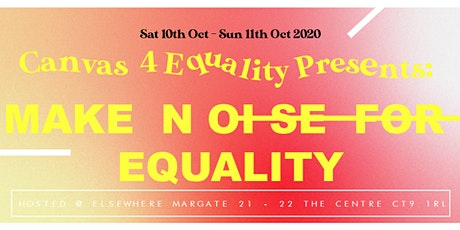 C4E Presents: Make Noise For Equality tickets