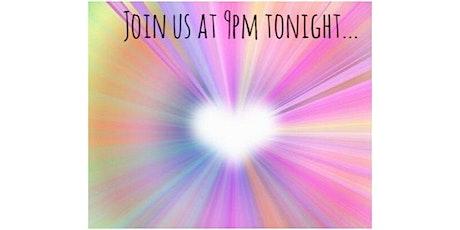 9PM (ET) Universal Prayer and Meditation - Free tickets
