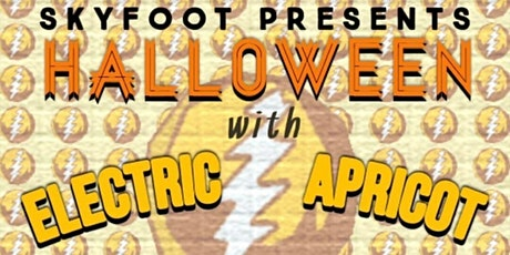 Skyfoot Presents: Halloween with Electric Apricot at Threshers Brewing Co! tickets