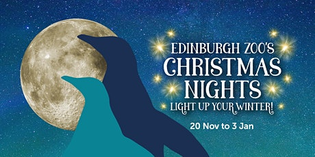 Edinburgh Zoo's Christmas Nights - Adults Only -11th Dec tickets
