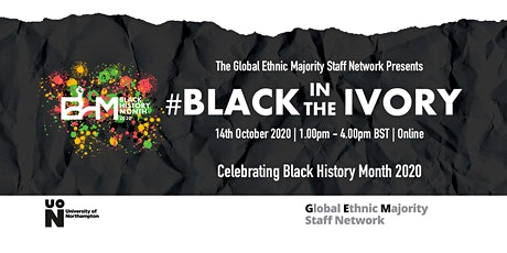 Black in the Ivory #blackintheivory tickets