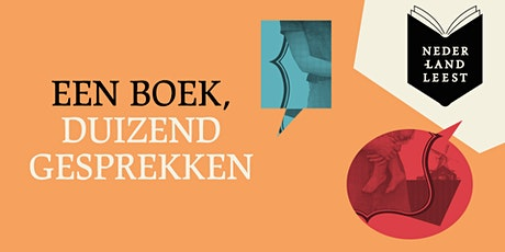 Maker Meet Up: Nederland Leest! Storytelling tickets