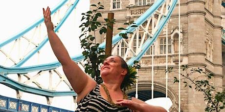 "Hawaiian Hula UK - Hula Basics Practice - ""We All Basic Together"" tickets"