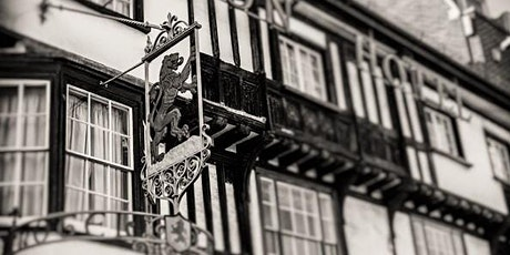 HALLOWEEN 2021 Ghost Hunt & Dinner at The Red Lion Colchester tickets