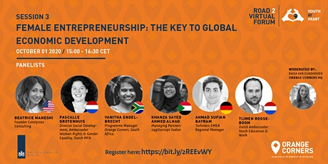 Female entrepreneurship: The key to global economic development tickets