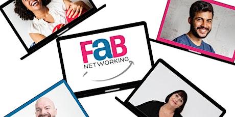 FaB Online Speed Networking tickets