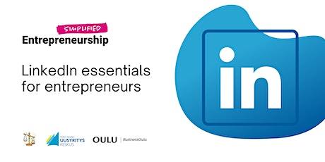 LinkedIn Essentials for Entrepreneurs tickets