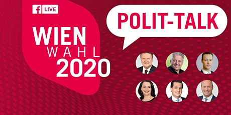 "HV POLIT-TALK ""Wien Wahl 2020"" Tickets"