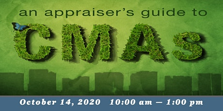 Copy of APPRAISER'S GUIDE to CMA's - Free In-Class & Online 3 Hour CE Class tickets