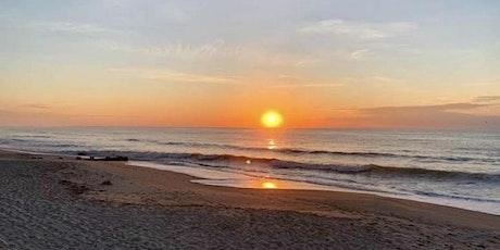 Slow Sunrise Beach Yoga with Carla tickets