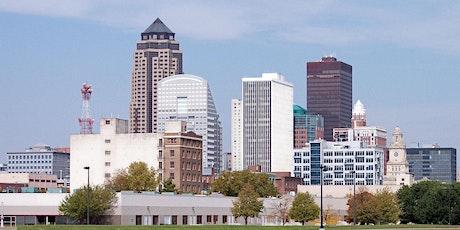 Des Moines Virtual Career Fair tickets