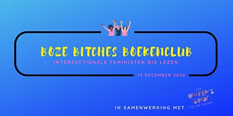 Boze Bitches Boekenclub #7 tickets