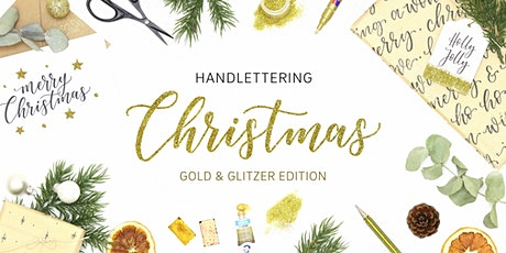 Handlettering Christmas Workshop Tickets