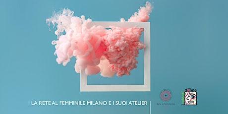 """Rete al Femminile e i suoi Atelier - Workshop """"La tavola al naturale"""" biglietti"""