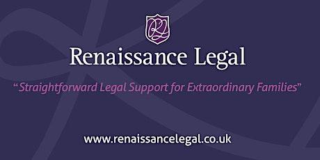 Renaissance Legal - Decision Making Presentation tickets