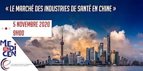 Le marché des industries de santé en Chine billets