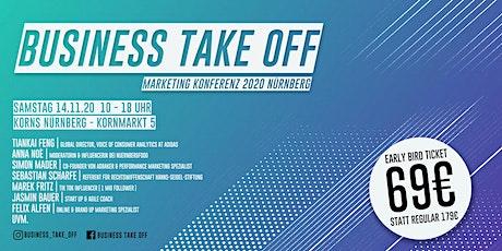 Business Take Off 2020 |  Nürnberg tickets