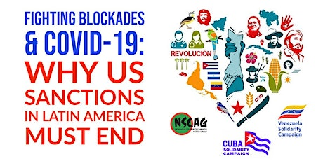 Fighting blockades & COVID-19: Why US sanctions in Latin America must end tickets