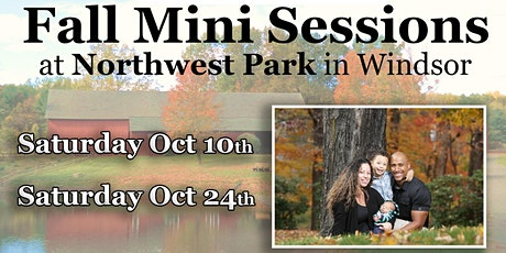 Fall Mini Sessions at Northwest Park in Windsor tickets