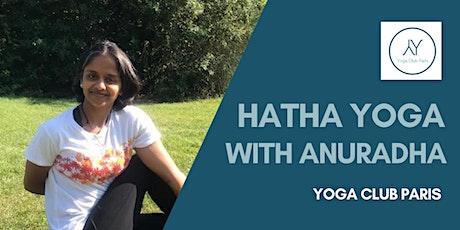 Autumn Indoor - Hatha Yoga with Anuradha - St Roch 75001 tickets
