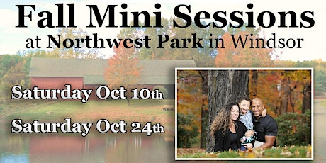 Fall Mini Sessions at Northwest Park in Windsor Day 2 tickets