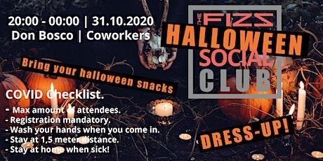 The FIZZ Halloween Social Club tickets