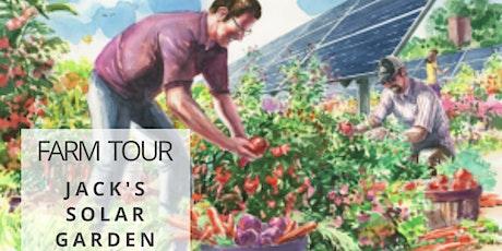 Farm Tour of Jack's Solar Garden tickets