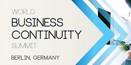 World Business Continuity Summit