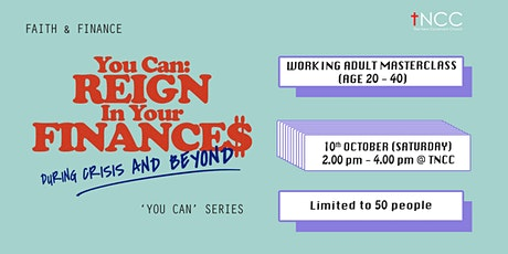 You Can: Reign in Your Finances tickets
