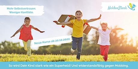 HeldenStark - Selbstbehauptungstraining für Kinder von 6 - 10 Jahren Tickets