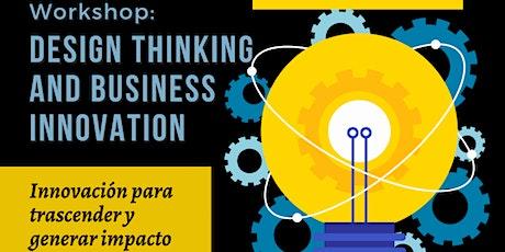 Workshop sobre Design Thinking and Business Innovation entradas