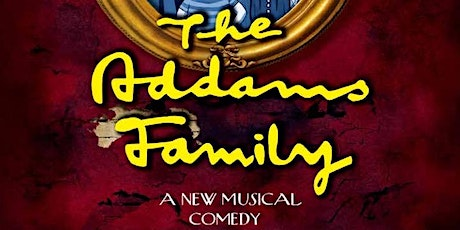 Addams Family - The Musical tickets