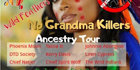 No Grandma Killers Ancestry Tour_Philadelphia tickets