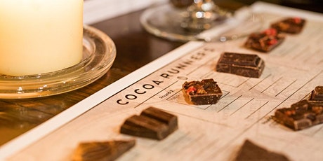 Virtual  Chocolate Tasting - Beginner Tickets