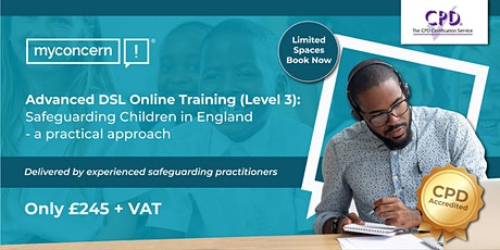 Safeguarding Children in England; a practical approach C#4 tickets