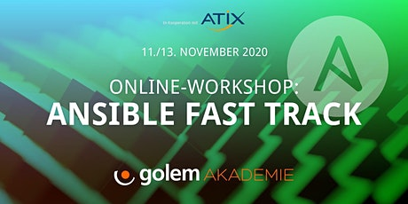 Onlineworkshop: Ansible Fast Track Tickets