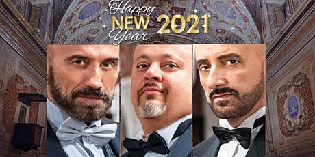New Year's Eve Concert in Rome: The Three Tenors - Concerto di Capodanno biglietti