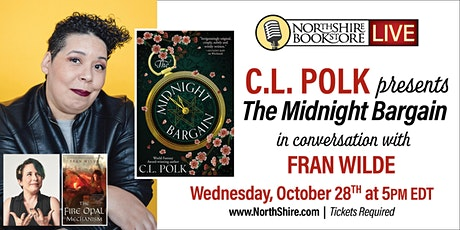 Northshire Live: C.L. Polk Presents The Midnight Bargain tickets