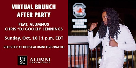 Richard T. Greener Black Excellence Virtual Brunch After Party tickets
