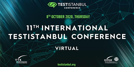 11th International TestIstanbul Conference tickets