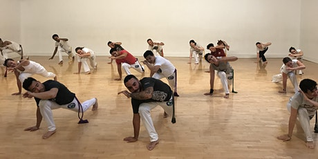 October '20 Capoeira Beginner Series tickets