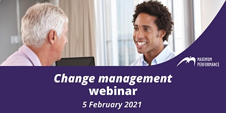 Change management (5 February 2021)