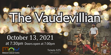 Intimate Concert Series: The Vaudevillian tickets