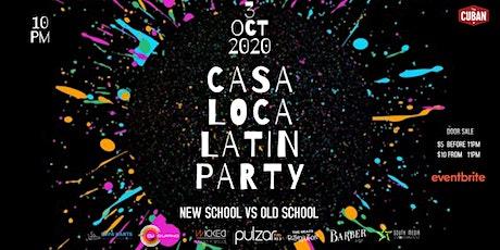 Old School vs New School Latin Party tickets